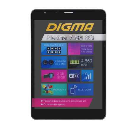 Купить Digma Platina 7.85 3G NS7886MG 16GB черный