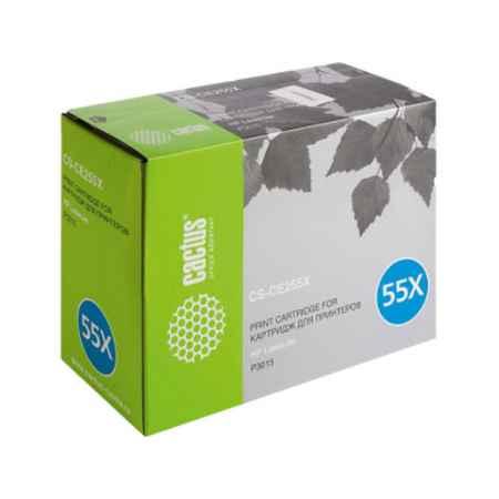 Купить Cactus для принтеров HP LaserJet P3015 CS-CE255X