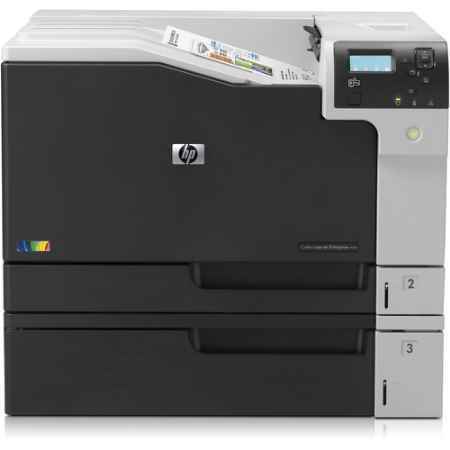 Купить HP Color LaserJet Enterprise M750n