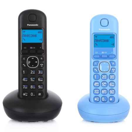 Купить Panasonic KX-TGB212RU2 голубой/черный