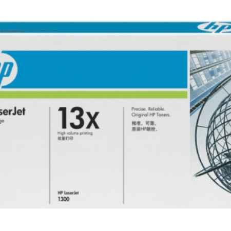 Купить HP для принтера LaserJet 1300 черного цвета 4000 страниц