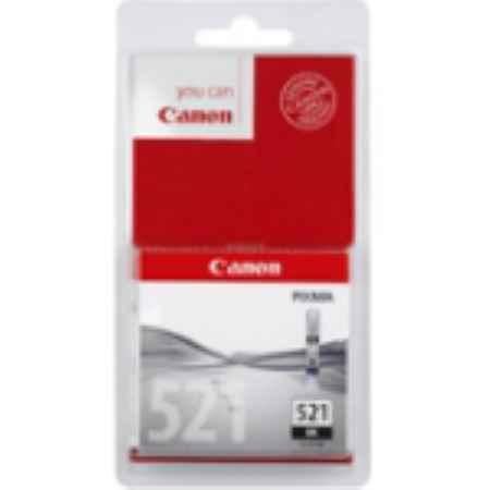 Купить Canon для принтеров Pixma iP3600/iP4600 CLI-521 черного цвета 830 страниц