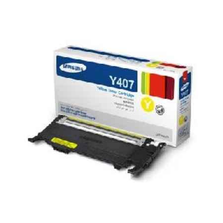 Купить Samsung для принтеров CLP-320/325W/CLX-3185 CLT-Y407S желтого цвета 1000 страниц