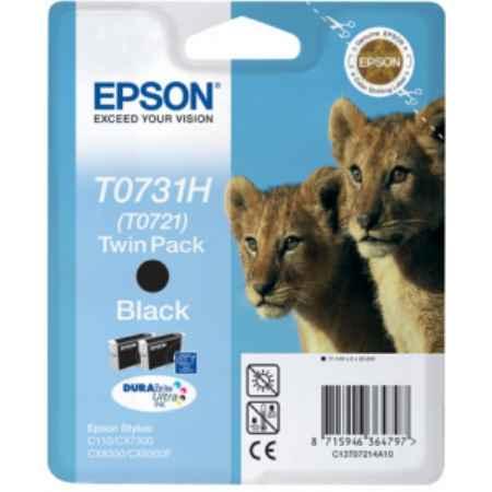 Купить Epson для принтеров Stylus Office T1100/TX550W/T40W/TX600FW черного цвета