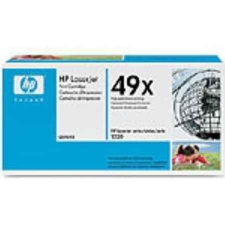 Купить HP Q5949XD черного цвета 6000 страниц