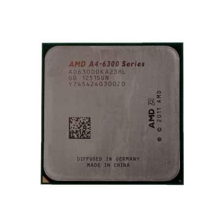 Купить AMD Dual-Core A4 A4-6300 3.7 ГГц OEM