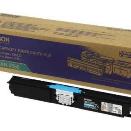 Купить Epson для принтеров AcuLaser C1600/CX16 голубого цвета 2700 страниц