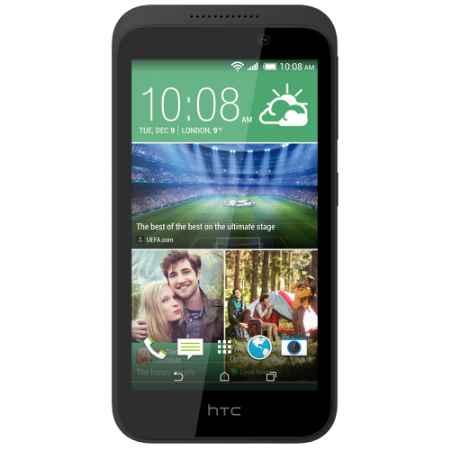 Купить HTC Desire 320 темно-серый