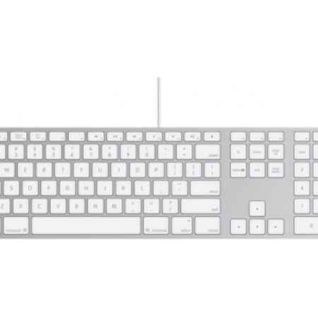 Купить Apple USB Keyboard MB110 белый