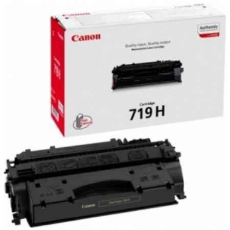 Купить Canon для принтеров LBP6300/6650, MF5840/5880 719H черного цвета 6400 страниц