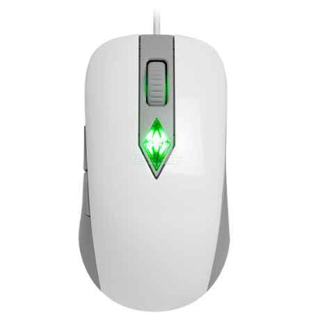 Купить SteelSeries SIMS mouse белый/серый