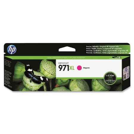 Купить HP для принтеров Officejet Pro X451dn/X476dn/X476dw/X451dw/X576dw/X551dw 971XL пурпурного цвета 6600 страниц