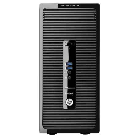 Купить HP ProDesk 400 G2 MT K8K74EA Intel Core i5 / i5-4590S / 3.0 ГГц / 4 ГБ PC3-12800 DDR3 SDRAM / 500 ГБ / Intel HD Graphics 4600 / DOS / микротауэр