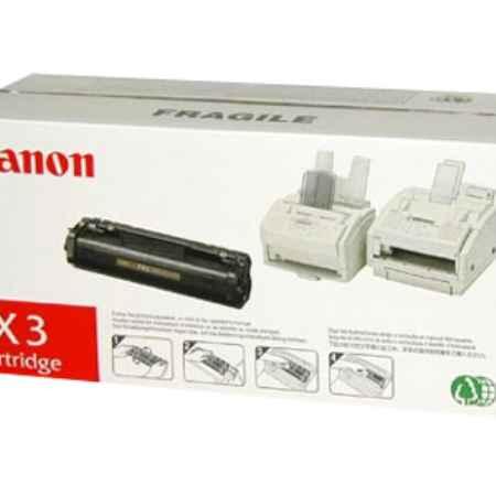 Купить Canon для факсов L200/L240/L250/L260i/L280/L290/L300/L350/L360 и MultiPASS L60/L90 FX-3 черного цвета 2700 страниц