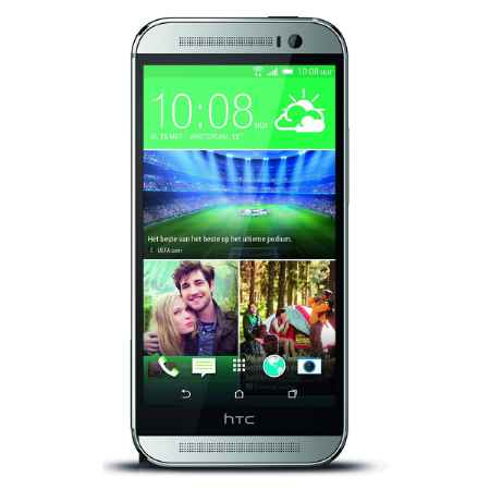 Купить HTC One (M8) dual sim # micro SD серебристый