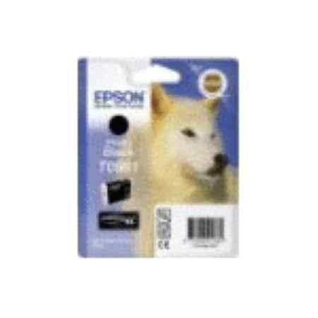 Купить Epson для принтеров Stylus Photo R2880 T0961 черного цвета (фото)