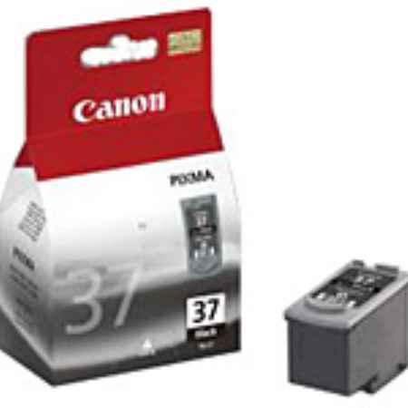 Купить Canon для принтеров Pixma iP1800/iP2500 PG-37 черного цвета