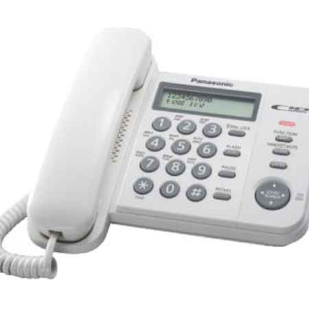 Купить Panasonic KX-TS2356RUW белый