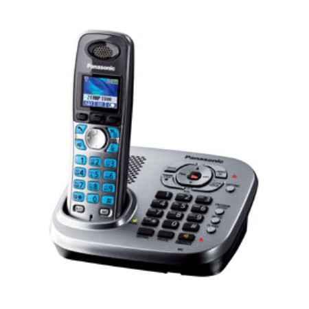 Купить Panasonic KX-TG8041RUM серый