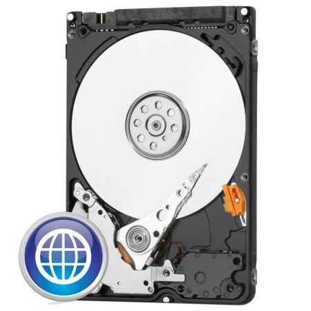 Купить Western Digital WD BLUE WD5000LPVX WD5000LPVX 500 ГБ 5400 об./мин.