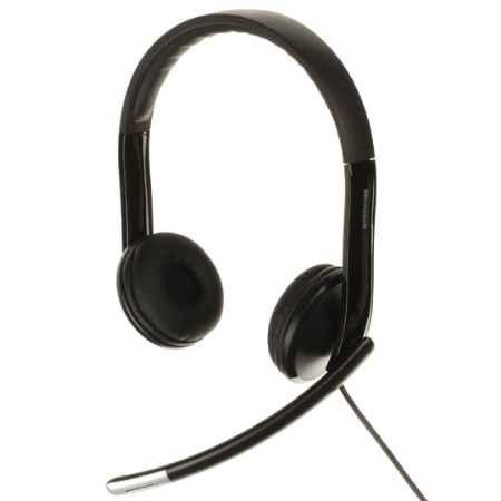Купить Microsoft LifeChat LX-6000 черного цвета