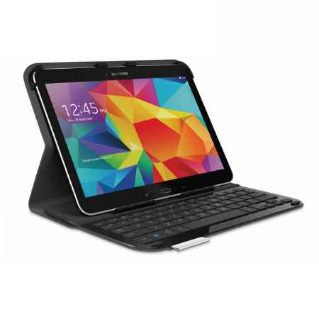 Купить Logitech Wireless UltraThin Keyboard Folio for Samsung Galaxy TAB 4, 10.1