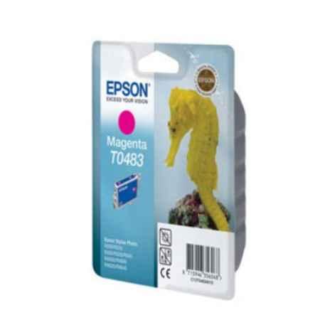 Купить Epson T048340 пурпурного цвета 430 страниц