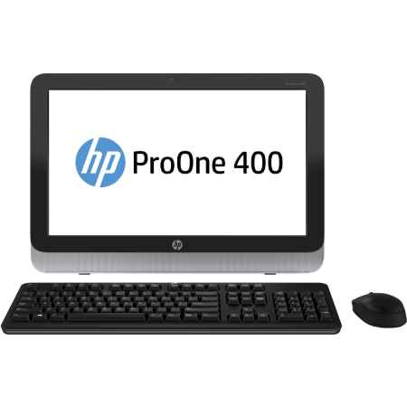 Купить HP ProOne 400 G1 19.5-inch Non-Touch All-in-One PC D5U19EA Intel Core i3 / i3-4130T / 2.9 ГГц / 4 ГБ PC3-12800 DDR3 SDRAM / 500 ГБ / Intel HD Graphics 4400 / Windows 8 /