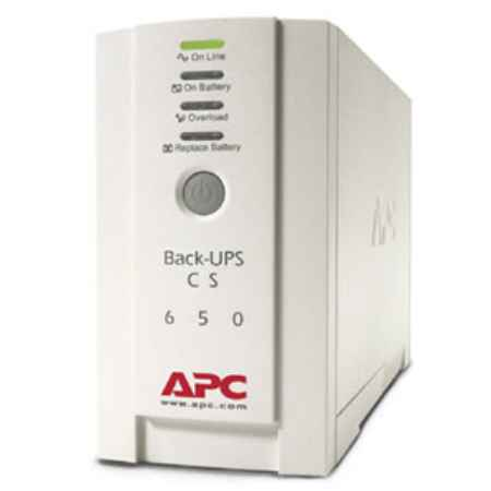 Купить APC Back-UPS CS 650