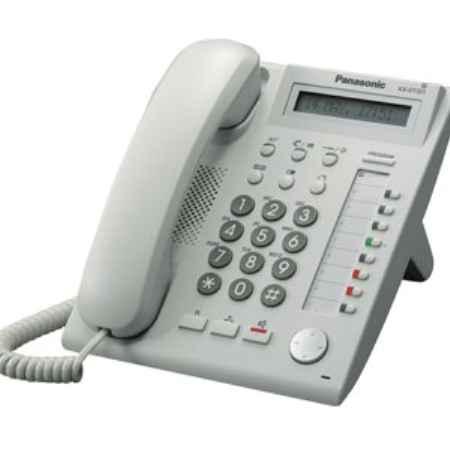 Купить Panasonic KX-DT321RU белый