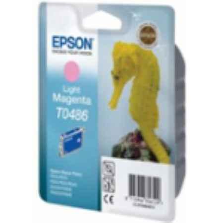 Купить Epson T04864010 светло-пурпурного цвета 430 страниц