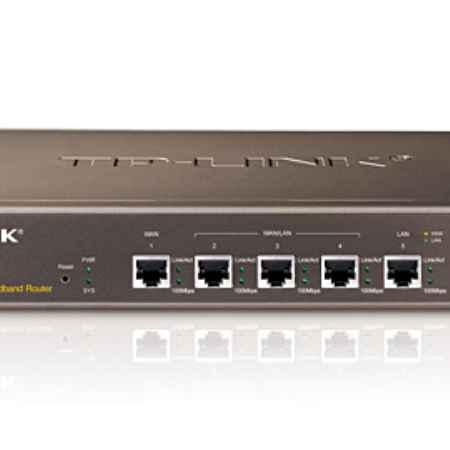 Купить TP-Link Dual-WAN VPN Router TL-R480T+