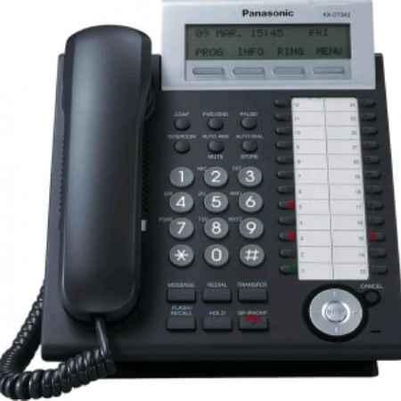 Купить Panasonic KX-NT343RU черный