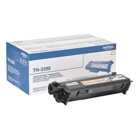 Купить Brother для принтеров HL-6180DW MFC-8950DW TN-3390 черного цвета 12000 страниц