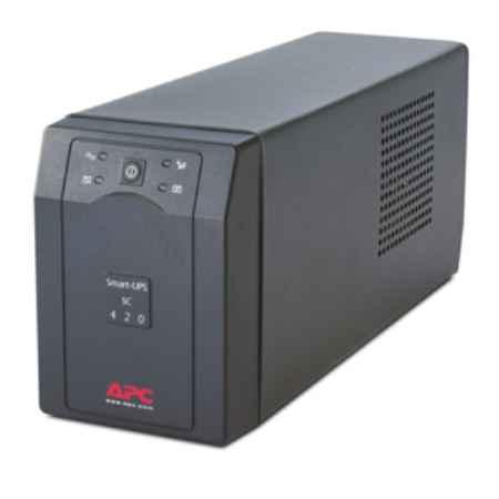 Купить APC Smart-UPS SC 420VA