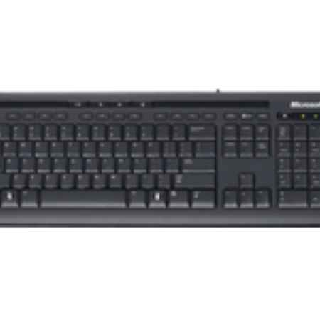 Купить Microsoft Wired Keyboard 600 черный