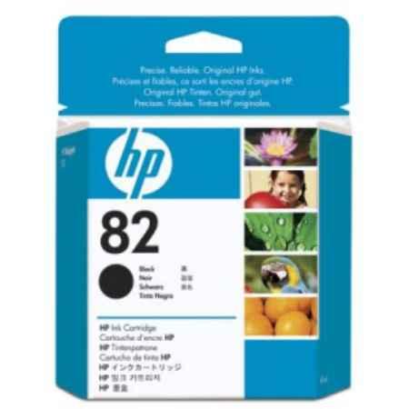 Купить HP для принтеров DesingJet DesignJet 500/500PS/510 82 черного цвета