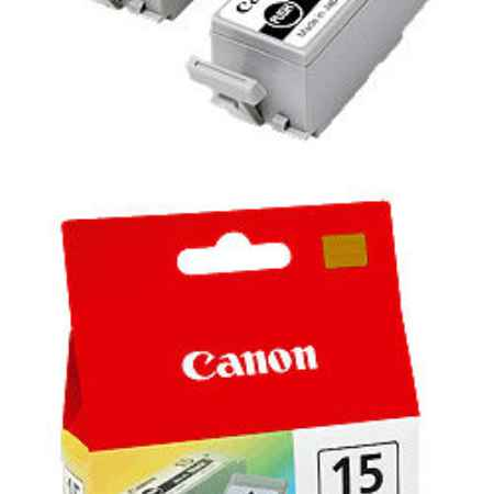 Купить Canon для принтера i70 BCI-15 черного цвета 185 страниц