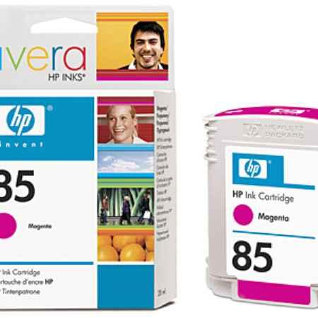 Купить HP для принтеров Designjet 30/90/130 85 Vivera пурпурного цвета
