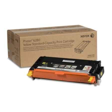Купить Xerox для принтера Phaser 6280 желтого цвета 2200 страниц