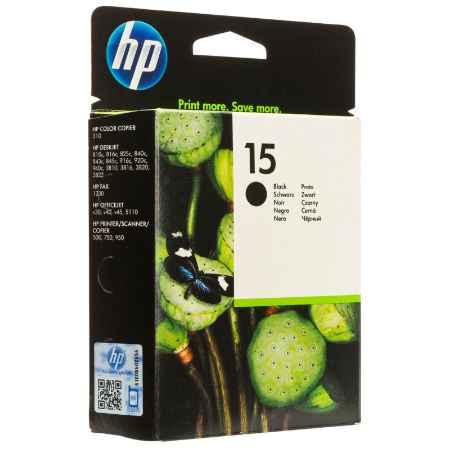 Купить HP для принтеров Deskjet 810C/812C/815C/840C/842C/845C/920C/940C/ Officejet V30/V40/V45, копиров 500 и многофункциональных устройств PSC 500/700/900 15 черного цвета 312 листов
