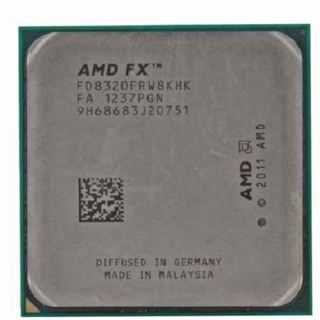 Купить AMD FX-8320 3.5 ГГц OEM