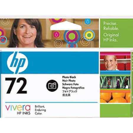 Купить HP для принтеров Designjet T1100/T610 72 черного цвета (фото)