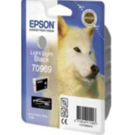 Купить Epson для принтеров Stylus Photo R2880 T0969 светло-серого цвета 6065 страниц