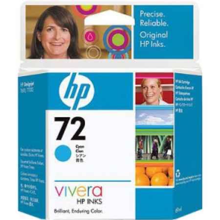 Купить HP для принтеров Designjet T1100/T1100ps/T610 72 голубого цвета