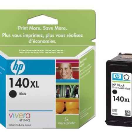 Купить HP 140XL черного цвета 1000 страниц