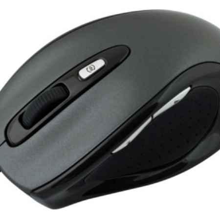 Купить Oklick 404M серый/черный
