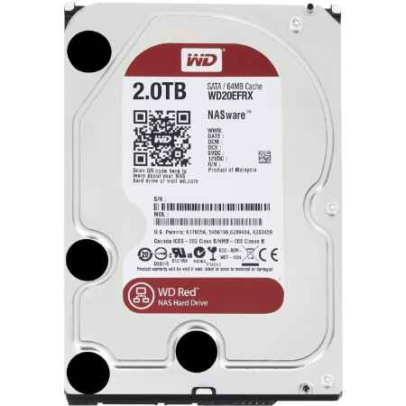 Купить Western Digital WD RED WD20EFRX WD20EFRX 2 ТБ IntelliPower