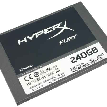 Купить Kingston SSDNow HyperX FURY SHFS37A/240G SHFS37A/240G 240 ГБ