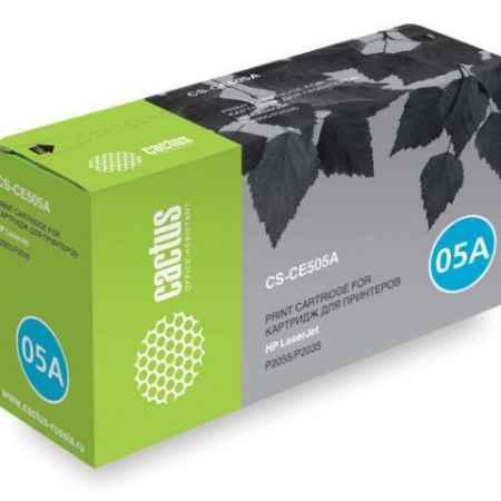 Купить Cactus для принтеров HP LaserJet P2055/P2035 CS-CE505A